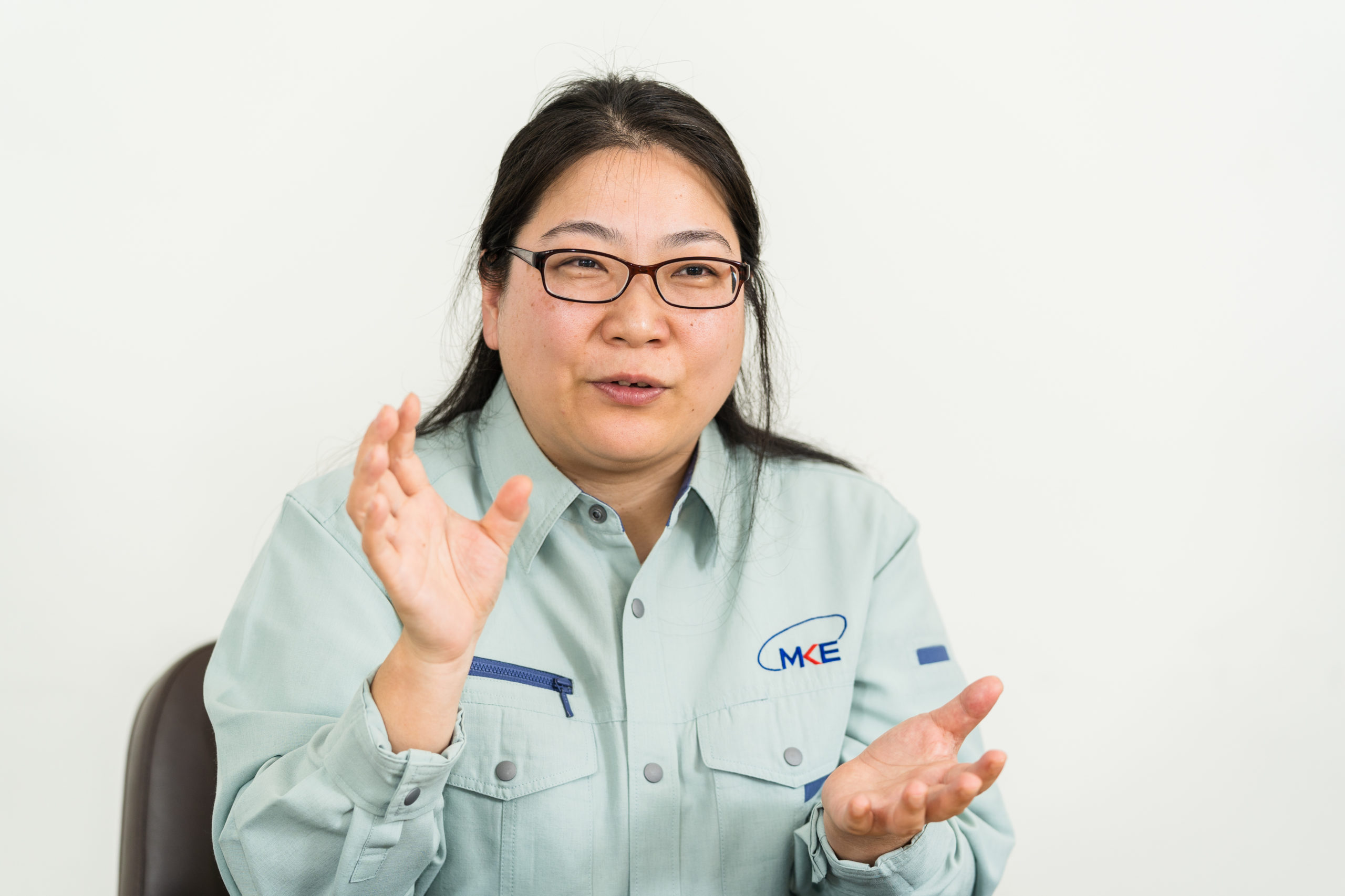 川口 千恵子氏