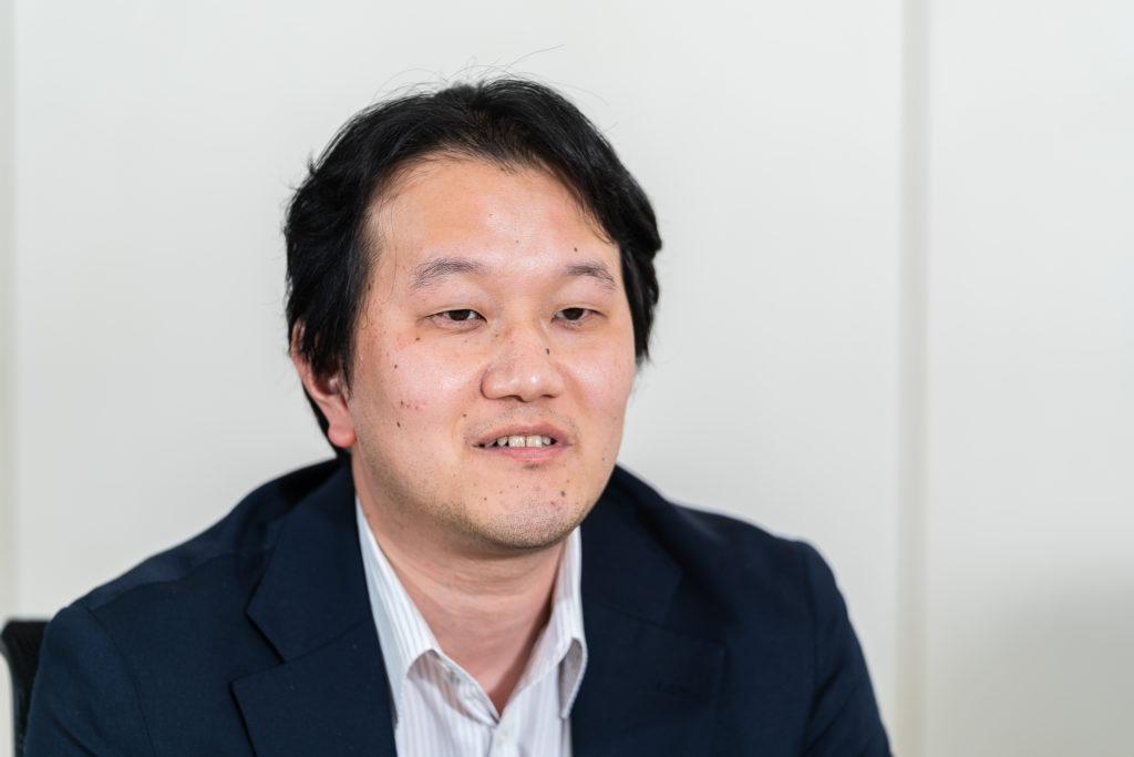 大川裕司氏