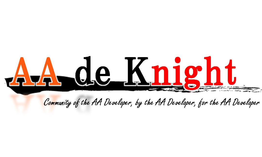 技術者向けコミュニティ 「 AA de Knight 」第8回 (オンライン開催)