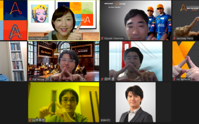 Automation Anywhere Developer Meetup vol.2レポート