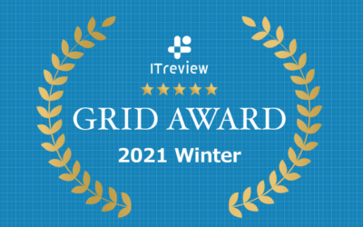 ITreview Grid Award 2021 Winter RPA部門でAutomation Anywhere、BizRobo!、BizteX cobit、UiPath、WinActorがLeaderに選出